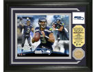 Seattle Seahawks Russell Wilson Highland Mint Photo Mint Coin-Bronze Collectibles