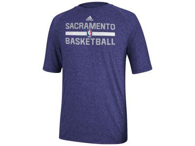 30fa45fb4 Sacramento Kings adidas NBA Men's Climalite Practice T-Shirt   lids.com