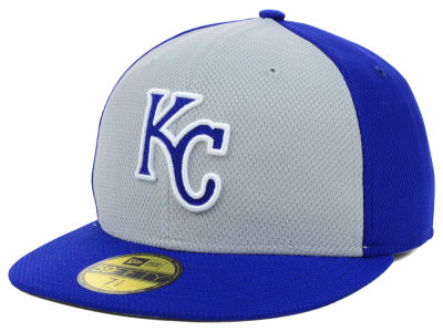 Kansas City Royals MLB Diamond Era 59FIFTY Cap Hats