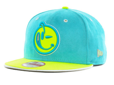 New Era Yums Black Tag Classic Suede 9fifty Snapback Cap