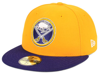 Buffalo Sabres NHL Basic 59FIFTY Cap Hats