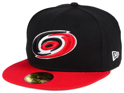 Carolina Hurricanes NHL Basic 59FIFTY Cap Hats