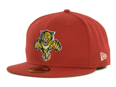 Florida Panthers NHL Basic 59FIFTY Cap Hats