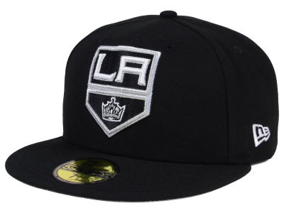 Los Angeles Kings NHL Basic 59FIFTY Cap Hats