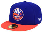 New York Islanders New Era NHL Basic 59FIFTY Cap Fitted Hats