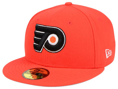 a598958d closeout philadelphia flyers fitted hat new era d6cef 0595f