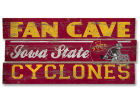Iowa State Cyclones Legacy Plank Wood Sign Collectibles
