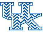 Kentucky Wildcats Chevron Decal Auto Accessories