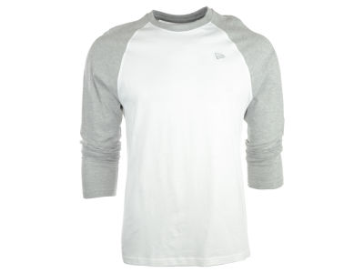 New Era Long Sleeve Raglan T-Shirt