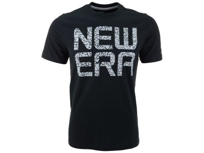 New Era Branded Elephant Stacked T-Shirt