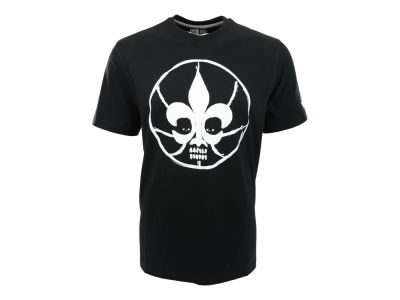 New Era Branded Fleur Skull T-shirt