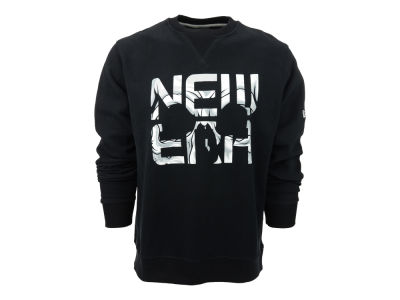 New Era Branded Skull Stack Crew Sweatshirt