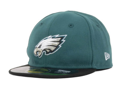 Philadelphia Eagles NFL Infant My First OnField 59FIFTY Cap Hats