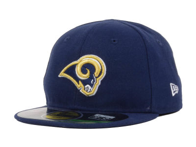 St. Louis Rams NFL Infant My First OnField 59FIFTY Cap Hats