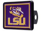 LSU Tigers Universal Domed Hitchcap Auto Accessories