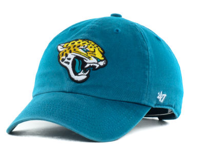 jacksonville jaguars 39 47 nfl 39 47 clean up cap. Black Bedroom Furniture Sets. Home Design Ideas