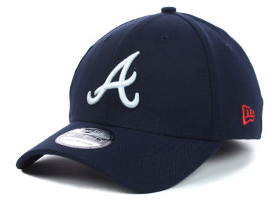 Atlanta Braves MLB Team Classic 39THIRTY Cap Hats