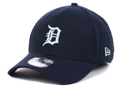 Detroit Tigers MLB Team Classic 39THIRTY Cap Hats