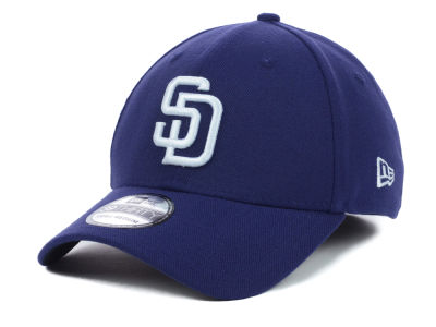 San Diego Padres MLB Team Classic 39THIRTY Cap Hats