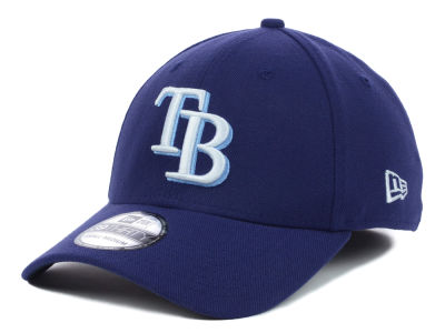 Tampa Bay Rays MLB Team Classic 39THIRTY Cap Hats
