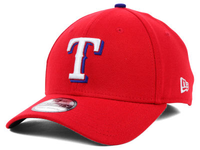 Texas Rangers MLB Team Classic 39THIRTY Cap Hats