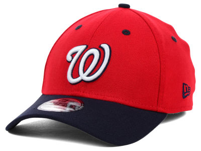 Washington Nationals MLB Team Classic 39THIRTY Cap Hats