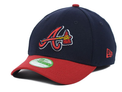 Atlanta Braves MLB Junior Team Classic 39THIRTY Cap Hats
