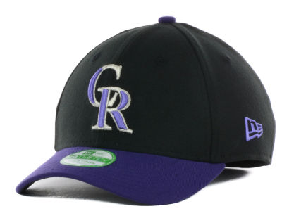 Colorado Rockies MLB Junior Team Classic 39THIRTY Cap Hats