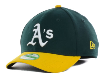 Oakland Athletics MLB Junior Team Classic 39THIRTY Cap Hats