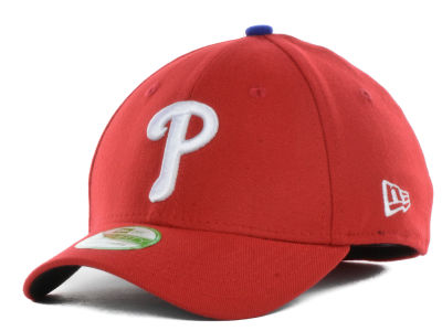 Philadelphia Phillies MLB Junior Team Classic 39THIRTY Cap Hats