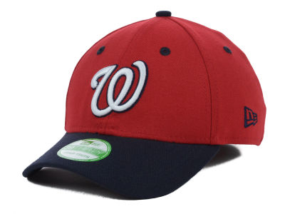 Washington Nationals MLB Junior Team Classic 39THIRTY Cap Hats