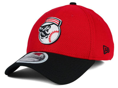 Cincinnati Reds MLB Diamond Era 2 Tone 39THIRTY Cap Hats