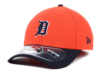 Detroit Tigers MLB Diamond Era 2 Tone 39THIRTY Cap Hats