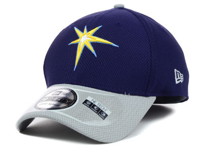 Tampa Bay Rays MLB Diamond Era 2 Tone 39THIRTY Cap Hats