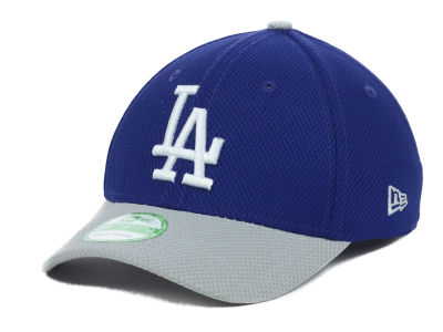 promo code e772b 70138 Los Angeles Dodgers New Era MLB Kids Diamond Era 2 Tone 39THIRTY Cap    lids.com