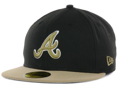 Atlanta Braves MLB Fall of Fitted 59FIFTY Cap Hats