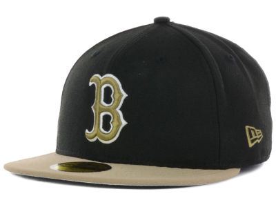 Boston Red Sox MLB Fall of Fitted 59FIFTY Cap Hats