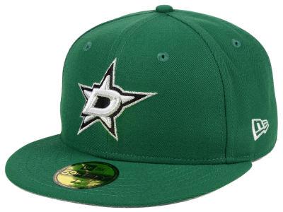 Lids Custom Hats >> Dallas Stars New Era NHL Basic 59FIFTY Cap   lids.com