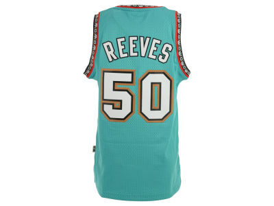 Vancouver Grizzlies Bryant Reeves adidas NBA Men s Retired Player Swingman  Jersey  df3975cd9