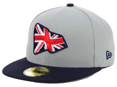 United Kingdom Branded Country Colors Redux 59FIFTY Cap Hats