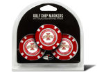 Iowa State Cyclones Team Golf Golf Poker Chip Markers 3 Pack Toys & Games