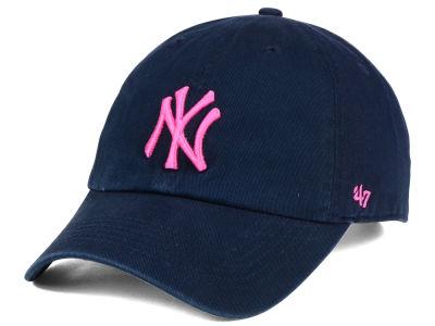 wholesale dealer e099e 99cf0 New York Yankees  47 MLB Core  47 CLEAN UP Cap hot sale