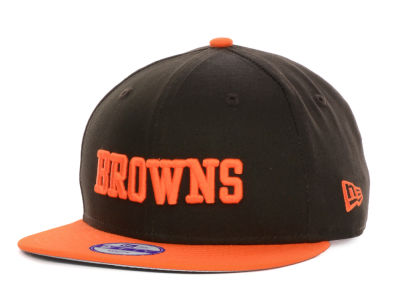 Cleveland Browns NFL Kids Baycik 9FIFTY Snapback Cap Hats