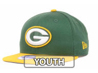 New Era NFL Kids Baycik 9FIFTY Snapback Cap Adjustable Hats