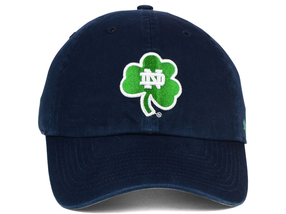 more photos 0ceeb 57a7f ... czech 70off notre dame fighting irish 47 ncaa 47 clean up cap 0c780  95887
