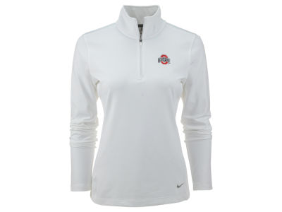 Nike NCAA Womens Half Zip Key Cover-up Pullover