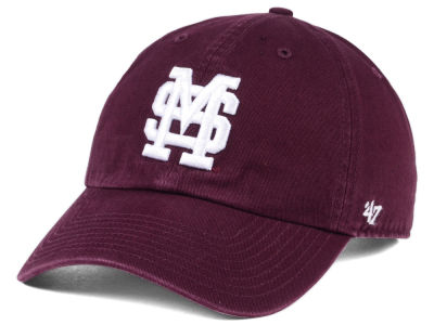 Mississippi State Bulldogs 47 Ncaa 47 Clean Up Cap