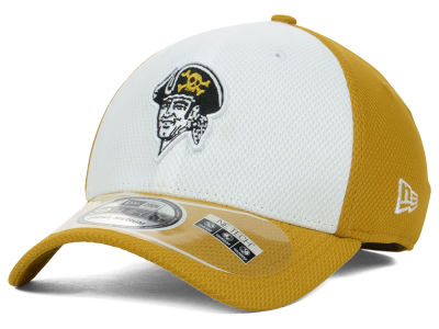 Pittsburgh Pirates MLB Diamond Era White Front 39THIRTY Cap Hats