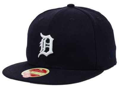 Detroit Tigers MLB Wool Classic 59FIFTY Cap Hats