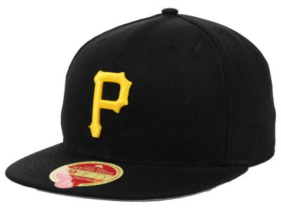 Pittsburgh Pirates MLB Wool Classic 59FIFTY Cap Hats